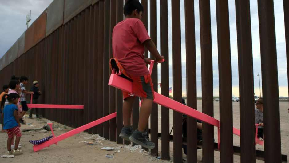 Frontera México y EE.UU.