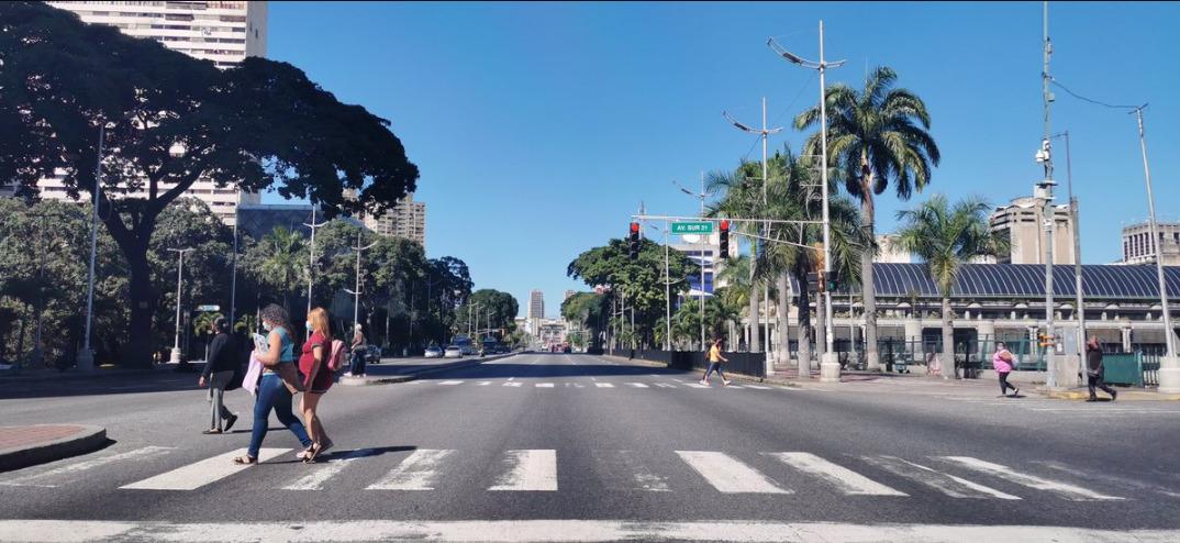 Distrito Capital (101) lidera los contagios comunitarios en nuevo reporte
