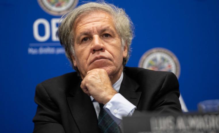 Secretaría General de la OEA condenó violencia contra el Capitolio