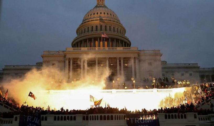 Grupo ultraderechista amenazó que podría repetir acciones de violencia