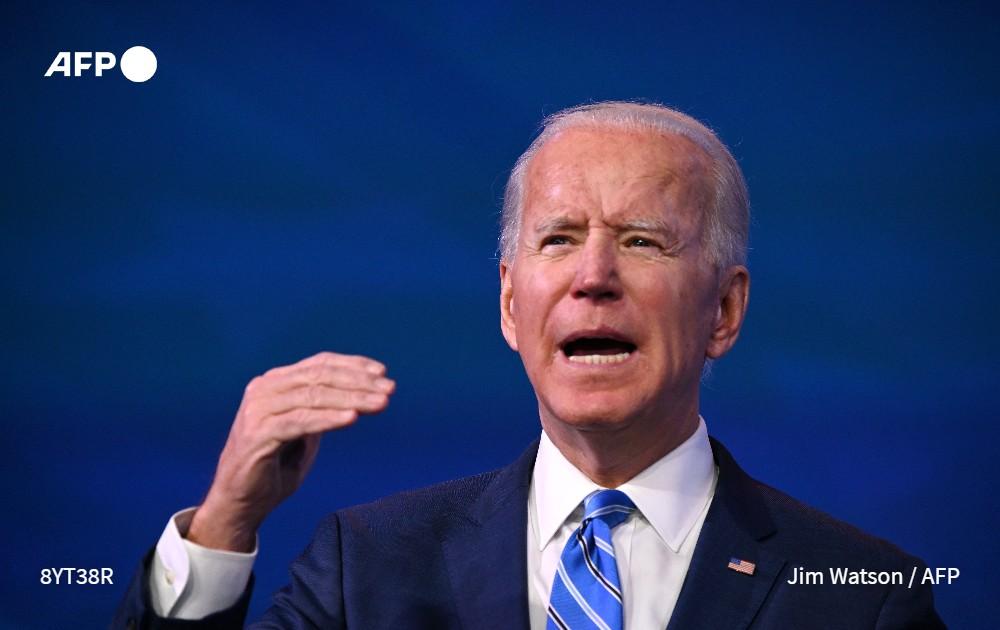 Posibles acciones de Biden luego del 20E
