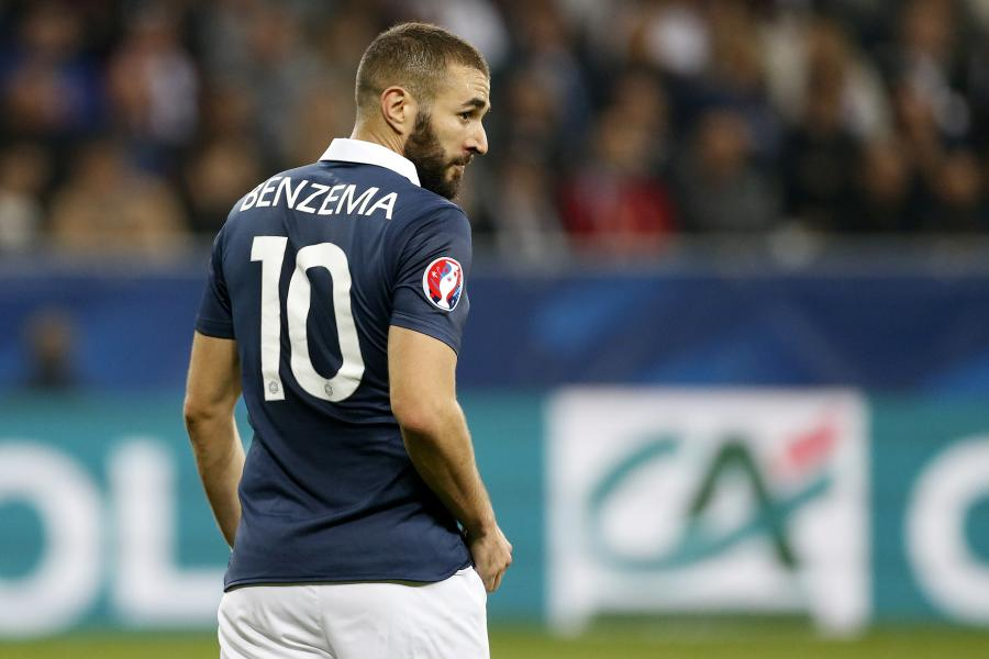benzema-france