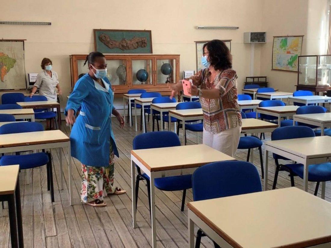 Portugal ordenó el cierre de colegios